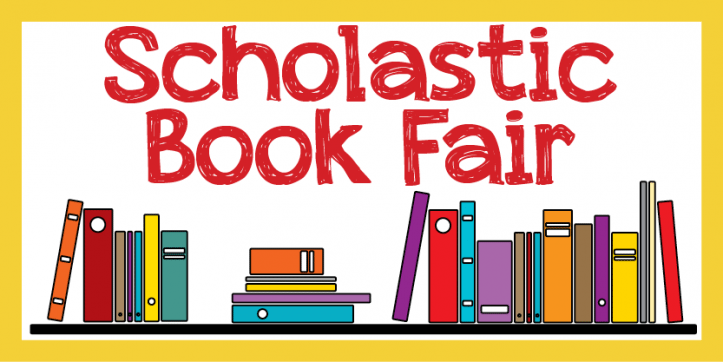 Book Fair is back at OLH November 19-23!